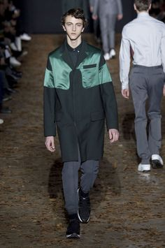 Kris Van Assche Menswear Fall 2015 Paris