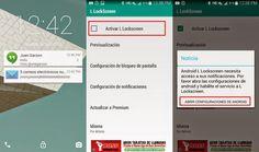DE LA ZANJA : Cómo obtener la pantalla de bloqueo de Android 5.0...