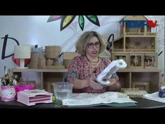 Dona Arteira com Você - 15 - Bandeja com Pátina Lavada e Sublimação em Azulejo - YouTube