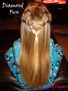 Crafty Biggers: Fun Hair Friday #2