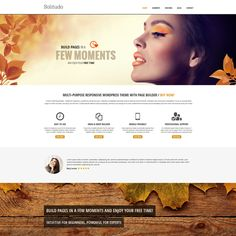Solitudo 30 Customizable Elements WordPress Theme | WordPress Theme Download