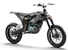 KTM Concept Motorcycle -- looks like a downtown feeride