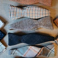 We don't talk about our bow ties enough. While maybe not for everyone, if you are in to them then ours are for you. Perfect for fall, and made in NC of course www.olemasonjar.com  #fall #ties #bowties #madeinusa.