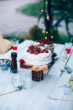 Strawberries by Call me cupcake, via Flickr