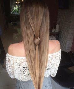 Сложное окрашивание. Балаяж в теплых тонах на темные волосы. Brown to warm blonde ombre + balayage by tori Lozovaya Women`s Studio