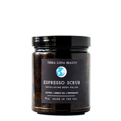 This best selling body scrub will remove dead skin cells, tighten cellulite and leave your skin feeling soft and supple. The magic lies in a blend of natural exfoliants, stimulating caffeine and organic oils.