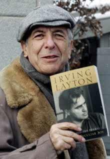 The Essential Leonard Cohen website. - Google Search
