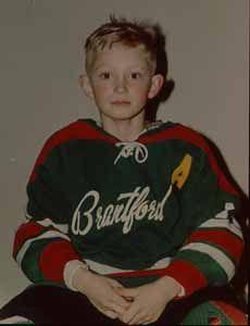 Wayne Gretzky-----Hockey Player