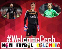 El Arsenal anuncia a Peter Cech