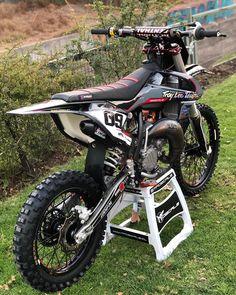 June 6 2019 at Ktm Dirt Bikes, Cool Dirt Bikes, Dirt Bike Gear, Dirt Scooter, Mx Bikes, Yamaha Motorcycles, Motocross Love, Motorcross Bike, Motocross Maschinen