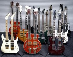 double neck party