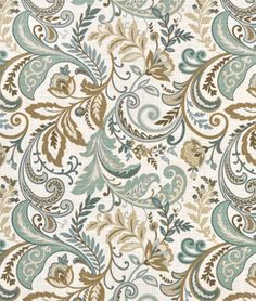 Swavelle / Mill Creek Findlay Seaglass Fabric - $32.8 | onlinefabricstore.net
