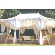 Outdoor Indian Wedding & Party Tents - Raj Tents