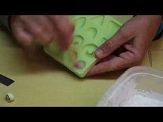 Liquid Sculpey Polymer Clay as 3D top coat tutorial - YouTube