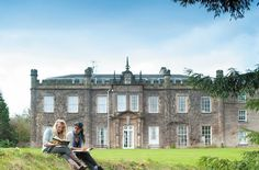 You can #studyabroad at University of Nottingham's beautiful campus! http://www.arcadia.edu/abroad/Nottingham/