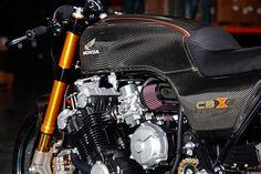 Honda CB-XXX - Lateral