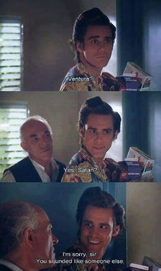Funny pictures about Jim Carrey Is One Of The Best Comedians Ever. Oh, and cool pics about Jim Carrey Is One Of The Best Comedians Ever. Also, Jim Carrey Is One Of The Best Comedians Ever photos. Funny Movies, Funny Pictures, Movies, Ace Ventura, Laughter, Good Movies, Jim Carrey, Humor, Make Me Laugh