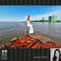 Ambiente Karen Fanti - Design de Interiores para o Desafio Império Persa - Tapete Rústico. #desafioimperiopersa Beach Mat, Outdoor Blanket, Decor, Challenges, Environment, Log Projects, Persian, Decoration, Decorating