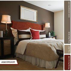 Dream bedroom.. Love this bedroom decor?