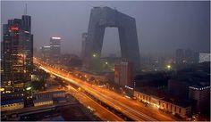 Rem Koolhaas, CCTV Headquarters, Beijing, China