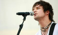 Love me some Martin Johnson from Boys like Girls.