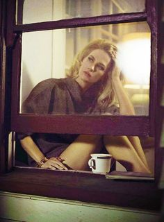 January Jones photographed by Vincent Peters for Vogue Italia, August 2014   waiting for lyra