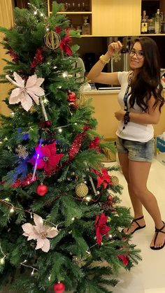 Luvin' the christmas tree