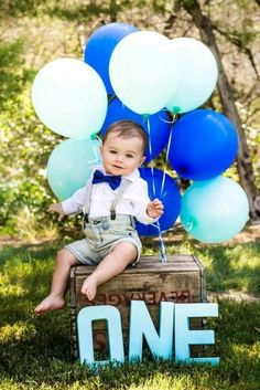 William's 1st. Birthday