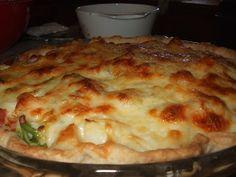 Ham Recipes, Casserole Recipes, Lasagna, Entrees, Main Dishes, Casseroles, Food And Drink, Easy Meals, Pizza