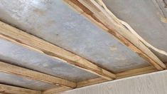 How to fix rotten or deteriorated ceiling Part 1