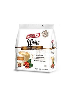 Kopiko Instant White Coffee, 30 g x 20 packets Indonesian -- Tried it! Love it! Click the image.: at Instant Coffee.