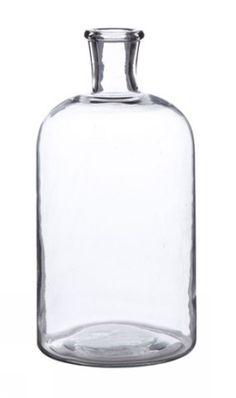 Bella pullomaljakko S 10,5 x 19 cm kirkas lasi - Sisustus Fanny Verkkokauppa