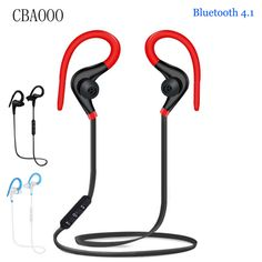 f4159503dc077 Sport Słuchawki Bluetooth Wireless fone de ouvido Słuchawki Hifi Słuchawki  Douszne Z Mikrofonem Do telefonu komórkowego