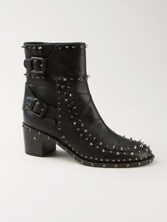 studded 'Badely booties'