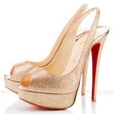 Christian Louboutin Shoes and Christian Louboutin Wedding Shoes, Christian Louboutin Lady Peep Slingbacks, Christian Louboutin Sale, Chanel Online, Peep Toe Platform, Red Bottoms, All You Need Is Love, Couture, Louboutin Shoes, Wedding Shoes, Prom Shoes