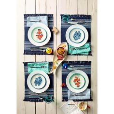 Threshold™ Fish Platter - Assorted Colors (Sold Individually)