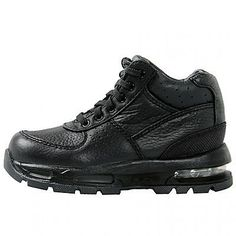 sports shoes d4177 93812 NIKE AIR MAX GOADOME (TD) TODDLER 311569-001 Black Acg Boots Shoes Baby  Size 4.5