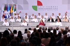 """Inauguración de la XXIV Cumbre Iberoamericana de Jefes de Estado y de Gobierno """"Iberoamérica en el Siglo XXI: Educación, Innovación y Cultura"""""""