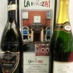 La Piazza 1 at 777 Fishponds Road, Bristol, Charity, Champagne, Things To Come, Restaurant, Drinks, Bottle, Drinking, Beverages
