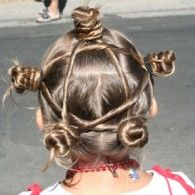 Tremendous 1000 Images About Crazy Hair Day Ideas On Pinterest Cute Girls Short Hairstyles For Black Women Fulllsitofus