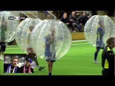 Golden Goal - Boblefotball - バブルフットボールというものです。子ども達なら絶対に大喜びしてくれると思うのですが♪