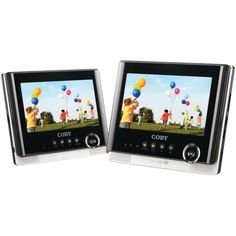 """COBY TFDVD7752 7"""" DUAL SCREEN TABLET PORTABLE DVD PLAYER by Coby. $199.99. COBY TFDVD7752 7"""" DUAL SCREEN TABLET PORTABLE DVD PLAYER. 7"""" WIDESCREEN TFT LCD; DUAL SCREEN SYSTEM ALLOW SHARING ENTERTAINMENT EASILY; DVD, DVDR/RW, CD, CD-R/RW, JPEG & MP3 COMPATIBLE; DOLBY DIGITAL DECODING; DIGITAL & ANALOG AV OUTPUTS; 2 HEADPHONE JACKS FOR PRIVATE LISTENING; ANTI-SKIP CIRCUITRY; CONVENIENT ON-SCREEN DISPLAY; MULTIPLE LANGUAGE, SUBTITLE & CAMERA ANGLE SUPPORT; PARENTA..."""