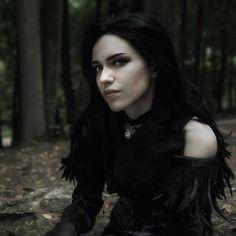 Yennefer - Witcher cosplay - https://www.instagram.com/witchergram/