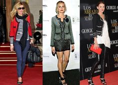 """STYLE AT EVERY AGE: The perfect """"Chanelesque"""" Spring Jacket"""