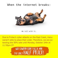 When the Internet breaks, we roll with it. Sale held over until Monday at 11:59pm ET MinistryIdeaz.com/Top-Sellers