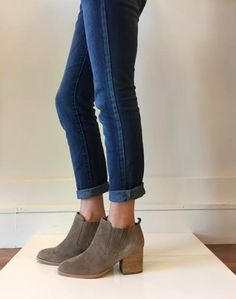 Olicia- Taupe Suede Clogs, Taupe, Shop Now, Booty, Boutique, Heels, Shopping, Women, Fashion