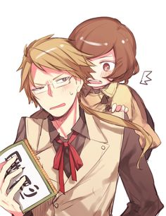 I can't wait to see Kunikida and the brave little girl he saved from a bomber in the upcoming OVA.