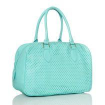 JustFab - Bay Breeze - I wanted a mint green bag so bad. By the time I tried placing my order, it was no longer available. Argh! So mad...