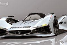 Mazda LM55 Vision Gran Turismo.