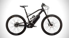 BMW-Powered HNF Heisenberg XF1 Mountain E-Bike 1